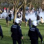 22 arrestaties en tientallen gewonden na massabijeenkomst in Ter Kamerenbos