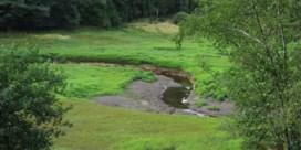 Alweer zonder waterbuffer de droge maanden in
