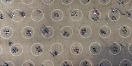 Omhels de cirkels