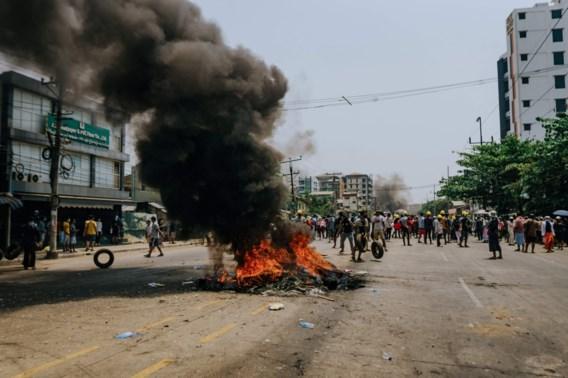 VN-Veiligheidsraad waarschuwt voor bloedbad in Myanmar