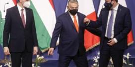 Rechtse alliantie van Orban, Salvini en Morawiecki begint bescheiden