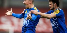 KV Oostende schiet zich in de voet, Waasland-Beveren droomt van mirakel