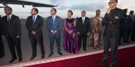 'Dat is Kagame: handjes schudden in Davos, én zijn eigen ministers in elkaar slaan'