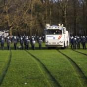 Betogers weggestuurd op Brussels mars tegen coronamaatregelen