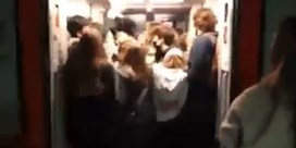 Jongeren bouwen feestje aan boord van trein: NMBS onderzoekt incident