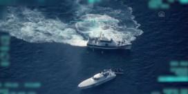 Griekenland onderneemt opnieuw poging om vluchtelingen terug te sturen op zee