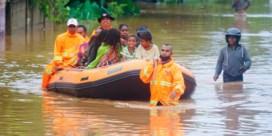 Minstens 50 doden bij overstromingen in Indonesië en Oost-Timor