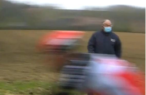 Amper overtredingen van coronamaatregelen langs parcours Ronde van Vlaanderen, ook Herman De Croo draagt mondmasker