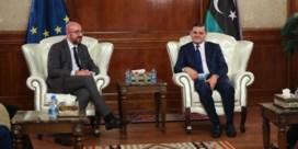 Michel brengt bezoek aan Libië