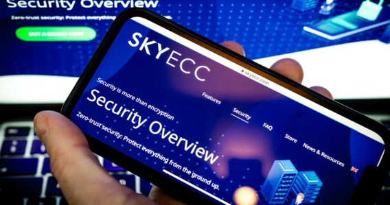Opnieuw ambtenaren opgepakt in Sky ECC-zaak
