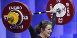 Nina Sterckx met Belgisch record naar brons op EK