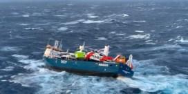 Nederlands schip in de problemen voor Noorse kust