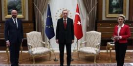 Ophef na vernedering Von der Leyen bij Erdogan