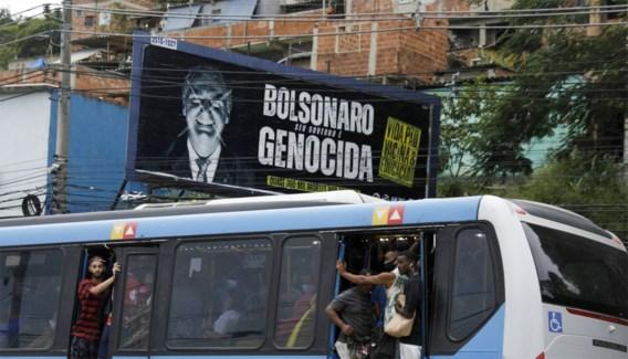 Aantal Braziliaanse coronadoden piekt, maar Bolsonaro volhardt