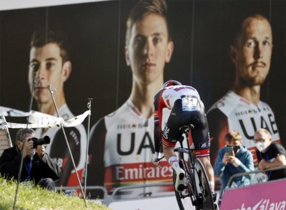 Pogacar wint derde rit Ronde van het Baskenland, Roglic blijft leider