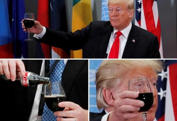 Trump en Republikeinen hebben het nu op Coca-Cola gemunt