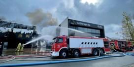 Brand Knokke-Heist verwoest drie bedrijven