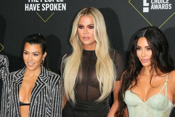 Khloé Kardashian probeert onbewerkte foto van zichzelf te verwijderen: 'Druk bijna ondraaglijk'