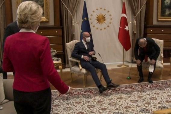 Tien diplomatieke incidenten die #sofagate overtreffen