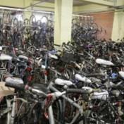 Vijfduizend weesfietsen opgehaald in Gent