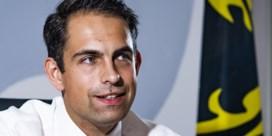 Twitter schort account VB-voorzitter Van Grieken op