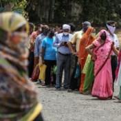 Als vaccinkampioen India op de limiet botst, volgt de wereld