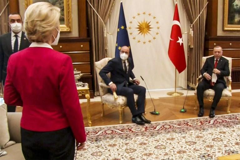 Italiaanse premier noemt Erdogan 'dictator' na sofagate