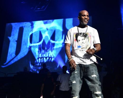 Rapper DMX overlijdt na hartaanval