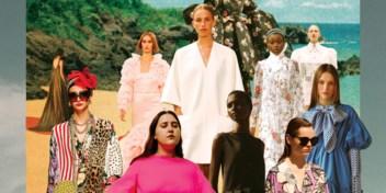 Vormloos, lang, veel stof: maakt de jurk een identiteitscrisis door?