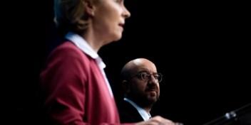 'Kinderlijke' spanning tussen Michel en Von der Leyen