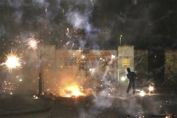 Opnieuw (eerder kleine) rellen in Noord-Ierland