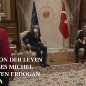 Europese vrouwenorganisaties vragen ontslag van Charles Michel na 'sofagate'