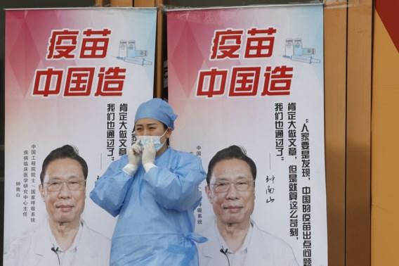 'Chinese vaccins zijn niet erg effectief', erkent hoge functionaris