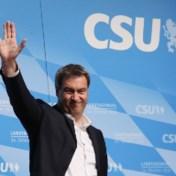 Ook Markus Söder is kandidaat om Angela Merkel op te volgen