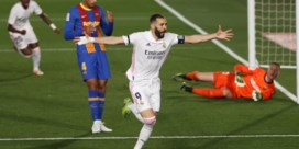 Real Madrid weer in titelrace na zege tegen Barcelona