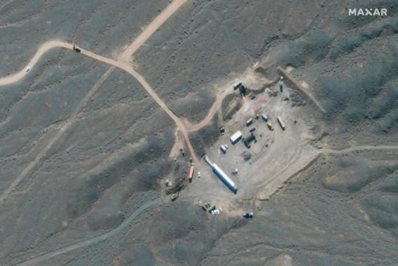 Incident in Iraans nucleair complex, regime spreekt over terreur