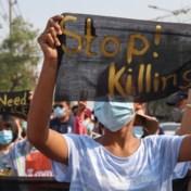 Meer dan 700 burgerdoden sinds staatsgreep Myanmar
