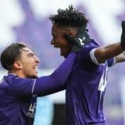 Anderlecht weet achterstand om te buigen in vier minuten en wint van Club Brugge