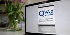 Bijna helft Vlaamse vaccinatiecentra gebruikt reservelijst QVax