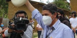 Presidentsverkiezingen Peru: linkse kandidaat Castillo verrassend op kop