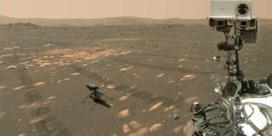 Waarom het zo moeilijk is om te vliegen op Mars