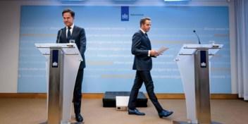 Geen versoepelingen in Nederland 'tot piek bereikt is'