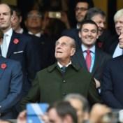 William en Harry brengen eerbetoon aan grootvader