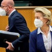 Charles Michel gaat diep door het stof na 'sofagate'