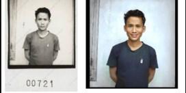 Ierse artiest liet slachtoffers Rode Khmer postuum glimlachen