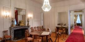 Exclusieve meubels van Napoleon te zien in Paleis op de Meir