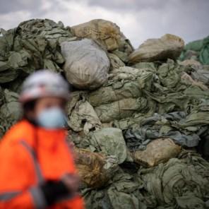Franse milieugroep Suez in tweeën gehakt
