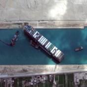 Het Suezkanaal is vrij, maar voor wie is de rekening?