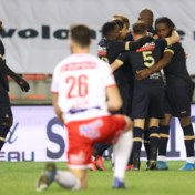 Antwerp zeker van Play-off 1, Moeskroen bengelt in gevarenzone