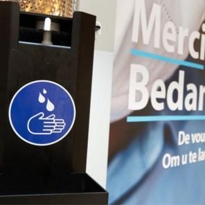 Brusselse 56-plussers kunnen nu bellen om zich deze week te laten vaccineren